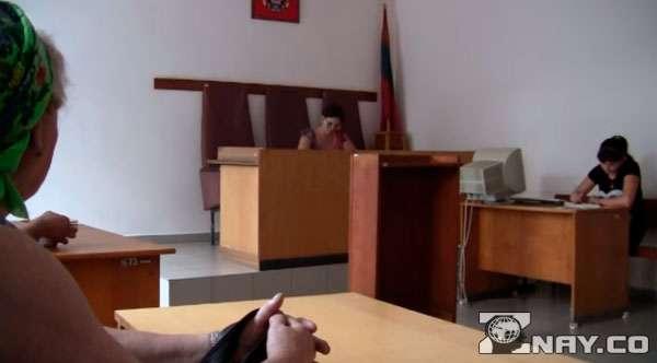 Судебное заседание гражданское