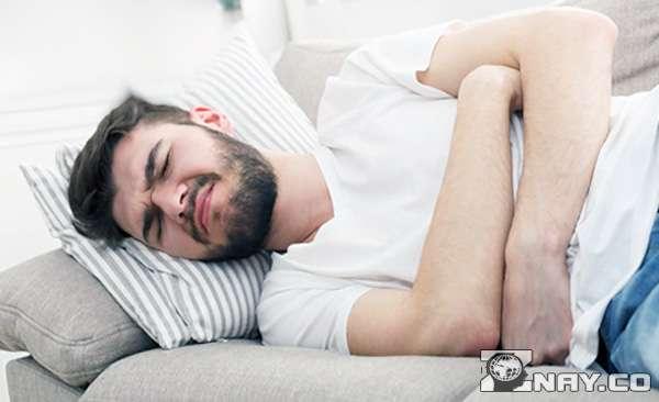 Плохой сон из-за боли в животе