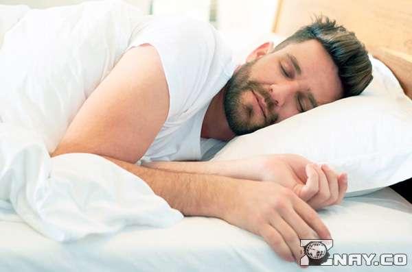Нормальный крепкий сон на подушке и удобном матрасе