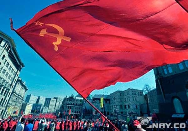 Остатки Советского Союза