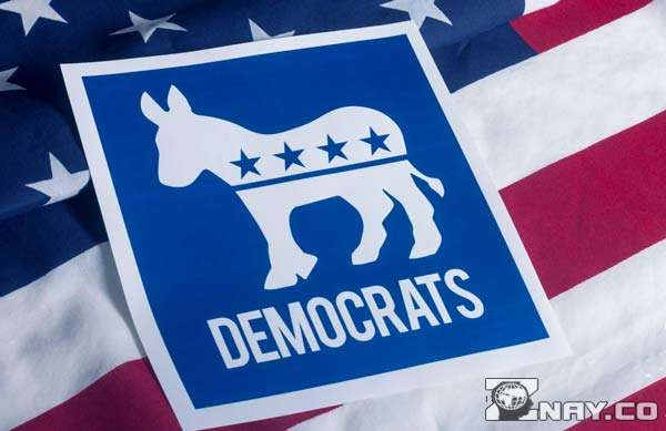 Логотип Демократической партии Америки