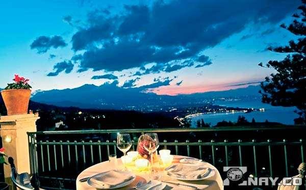 Романтика и закат