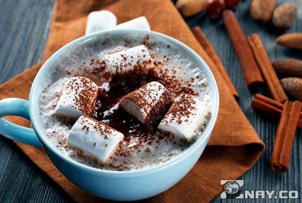 Приправа к кофе с зефиром