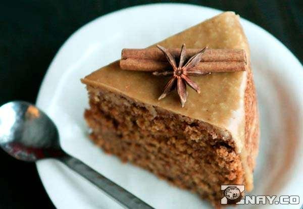 Использование на торте