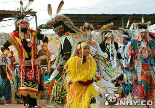 Танцы племени Навахо
