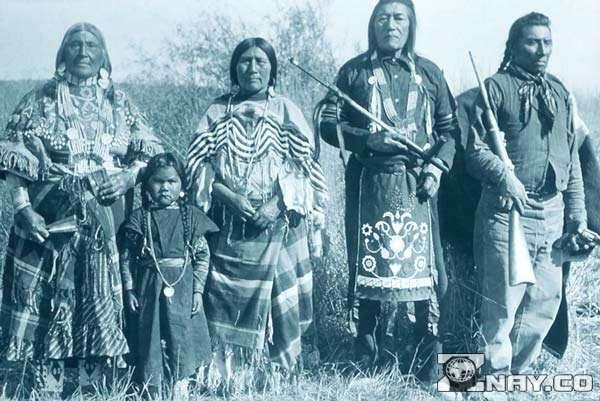 Культура индейцев