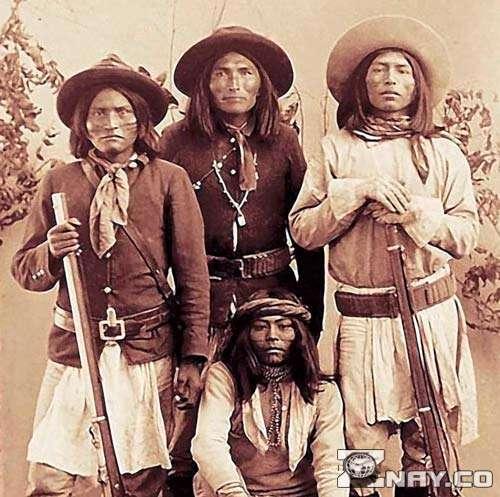 Коренной народ индейцев