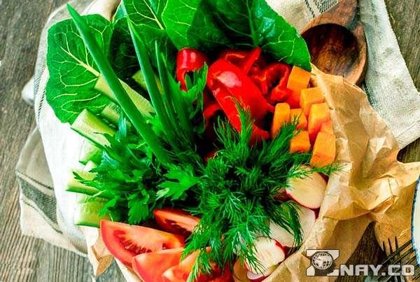 Баланс и фруктовое ассорти