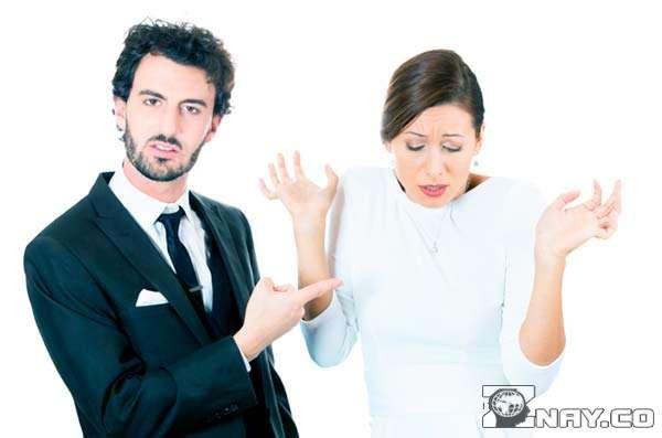 Ссора в семье из за финансов