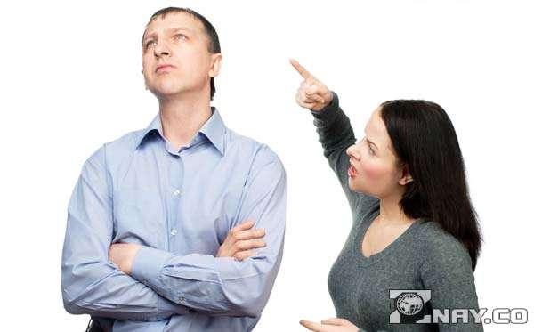 Тяжелые минуты в спорах и ссорах