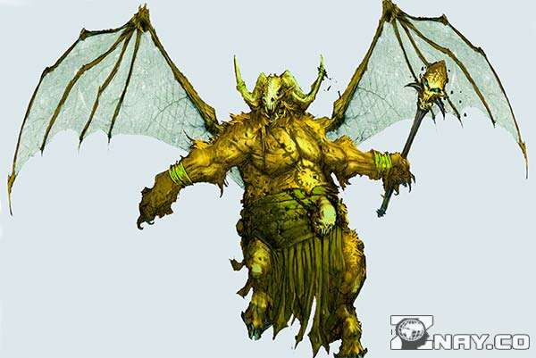 Римский бог Оркус