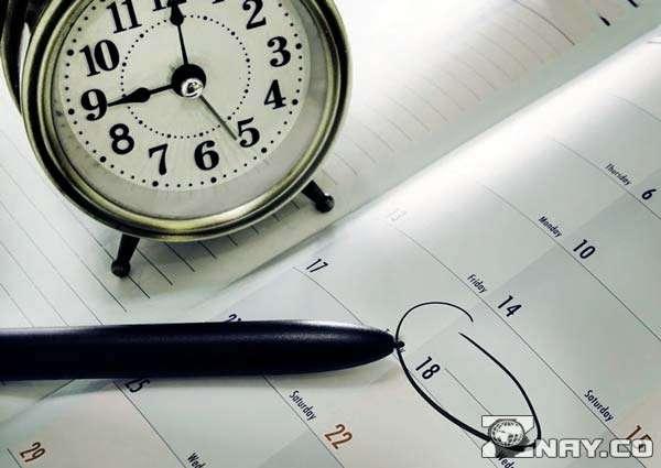 Планирование рабочего дня через ежедневник