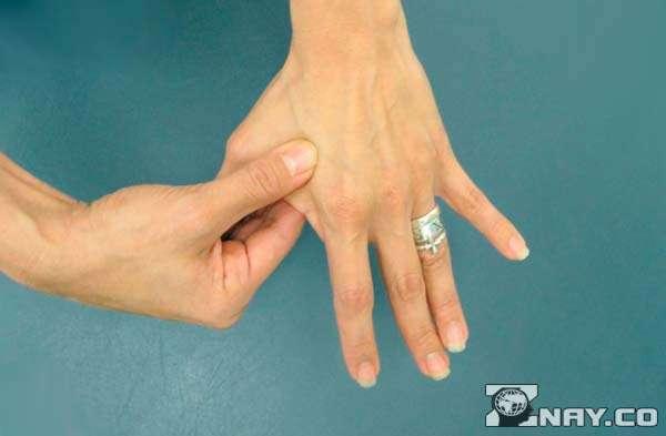 Разбалтывание суставов пальцев