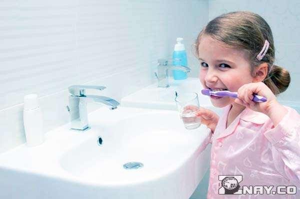 Супер мягкая щетка для детских зубов