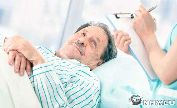 Пациент после анестезии
