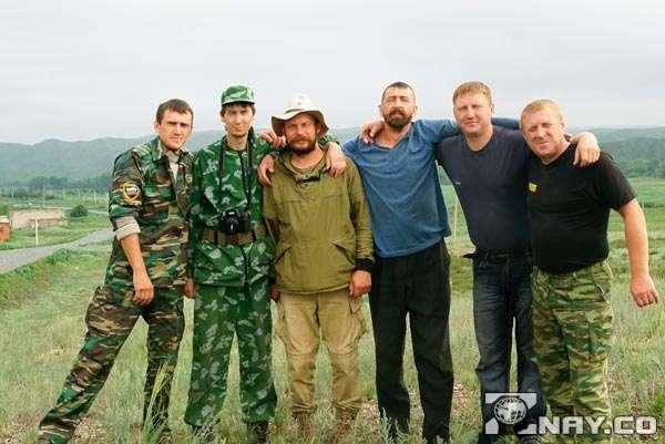 Армейские друзья служили в одной части