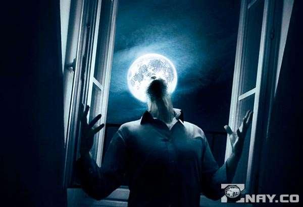 Лунная голова у лунатика