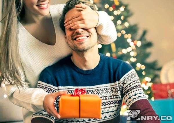 Преподнесла новогодний сюрприз