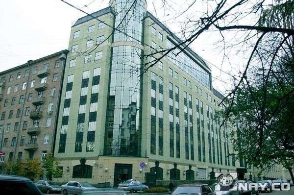 Здание на ул Правды - хранилище Центробанка