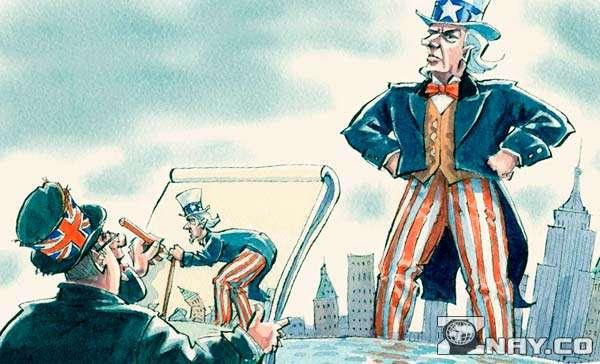 Карикатура на Дядю Сэма