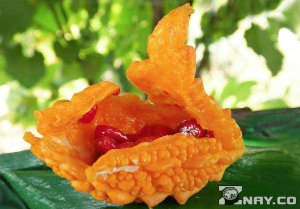 Китайская горькая тыква