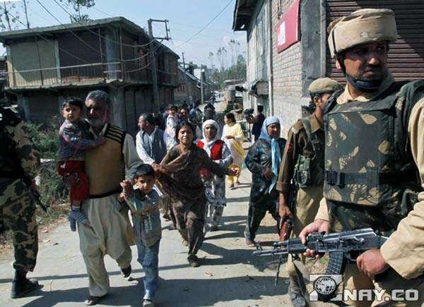 Военные действия в Пакистане