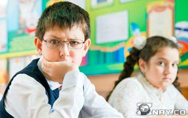 Ребенок в школе без мотивации