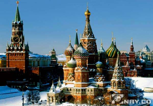Главная Московская достопримечательность