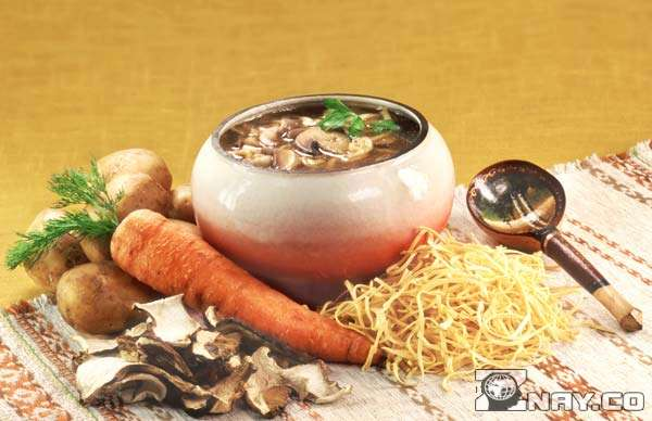 Постное блюдо - супы