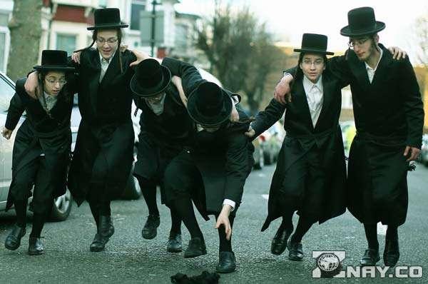 Одесские евреи живут дружно