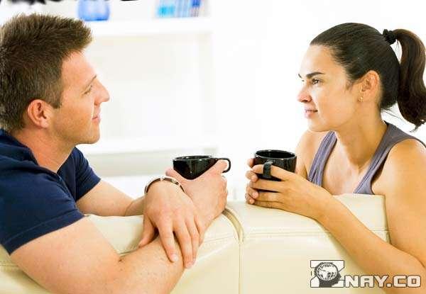 Девушка мотивирует мужа на заработок