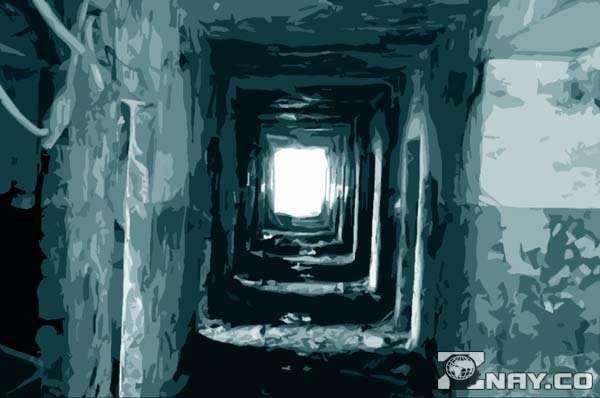 Тоннель в никуда - оконный