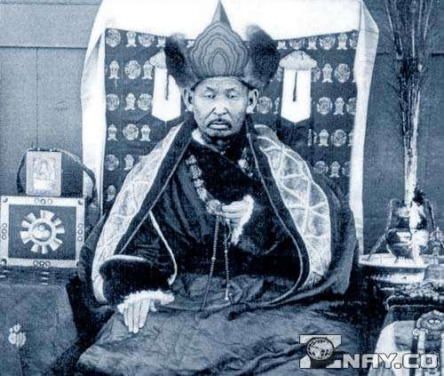 Великий Хамбо-лама Итигэлов