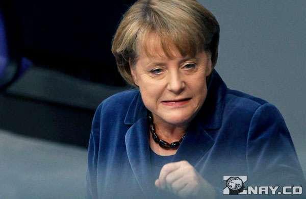 Меркель заботится о здоровье