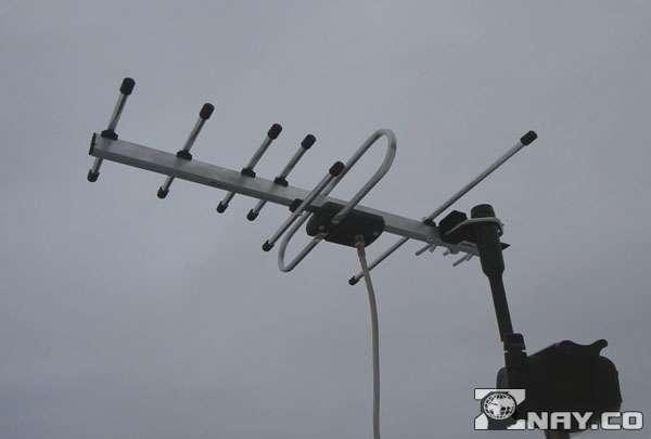 Подходящая MV антенна