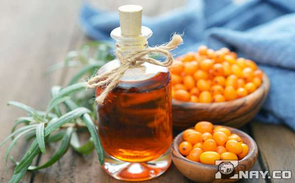 Облепиховое масло в графине