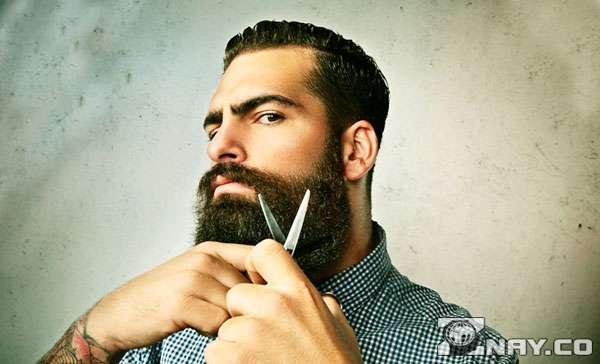 Мейнстрим носить бороду